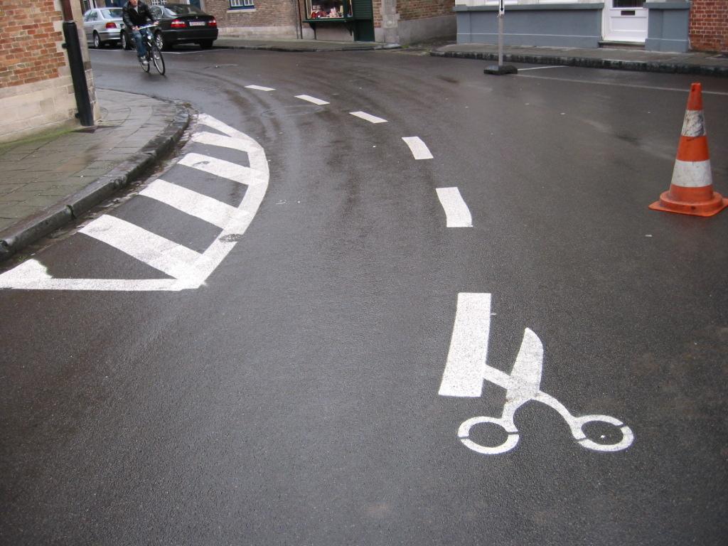 Taglia la strada